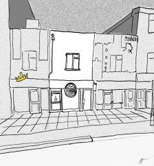 Home Coffee Sketch v2